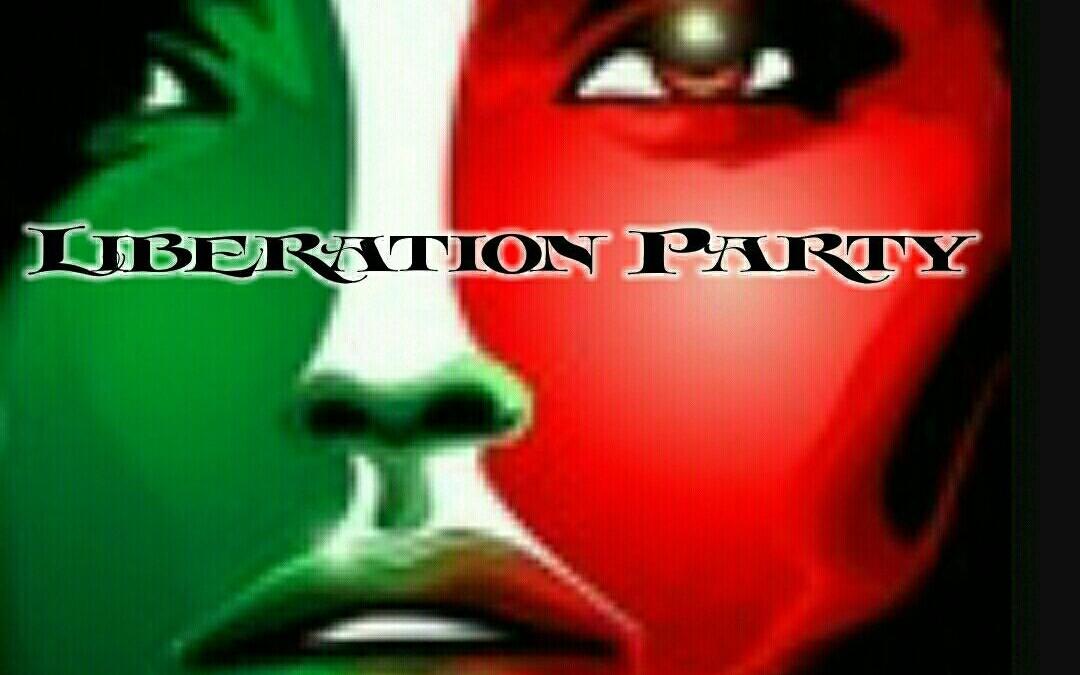 DOMENICA 24  APRILE LIBERATION PARTY  BIZARRE CLUB PRIVE