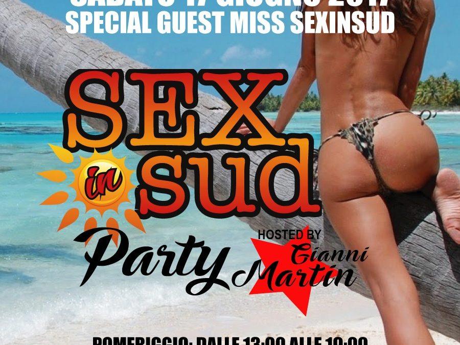 SEX IN SUD – SABATO 17 GIUGNO FERMENTO CLUB PRIVE'
